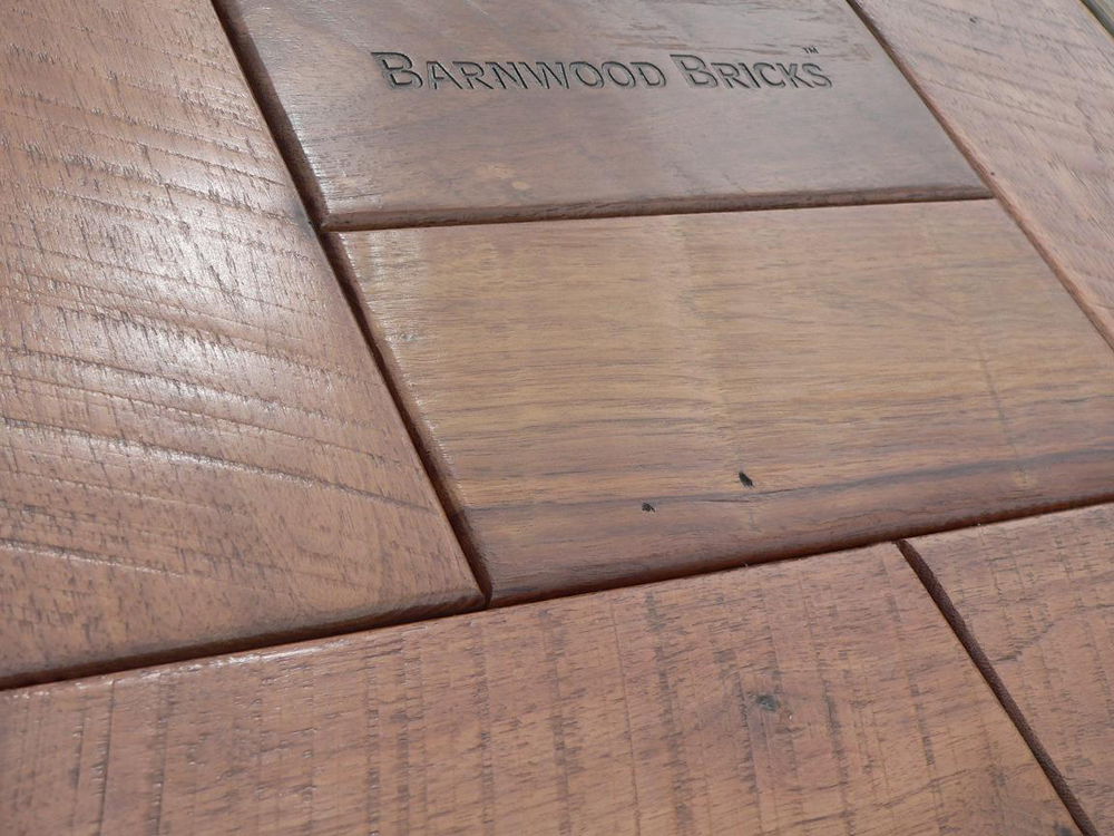 Barnwood Bricks ®, God's Country, Tennessee, Barnwood Bricks