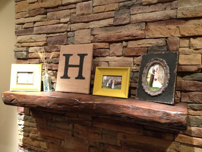 Barnwood Bricks Gods Country Tennessee Interior