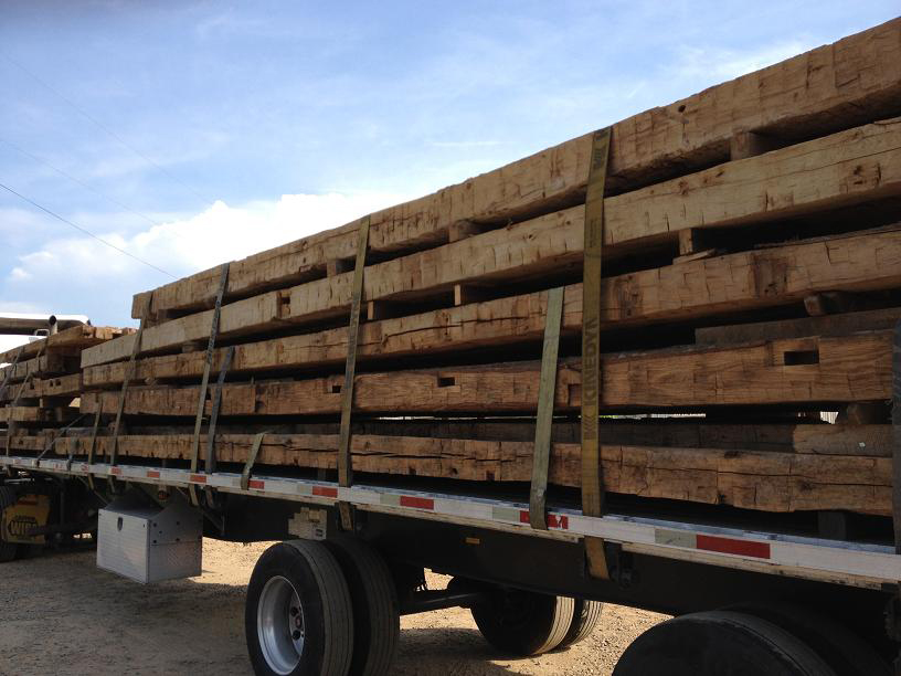 Antique lumber and air dried lumber are also highly desirable for